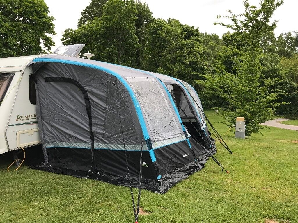 Airgo Solus Horizon 420 Inflatable Awning In Reading
