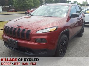 2016 Jeep Cherokee 4X4 SPORT,Cold Weather Group, BackUp Camera