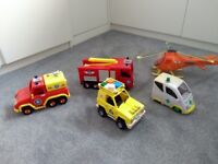 Fireman Sam vehicles