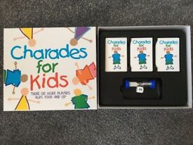 Charades for Kids game - excellent condition