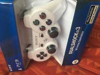 Sony PS3 -Dualshock 3 - wireless controller-official product