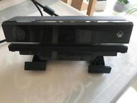 Xbox One Kinect Sensor with TV mount