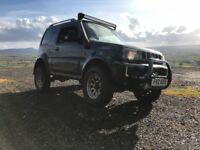 Suzuki jimny (jeep,off road,quad,vitara,fourtrak,defender,Hilux)