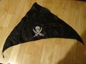 Kids Pirate Bandana - Unworn