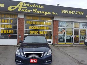 2013 Mercedes-Benz E-Class E300 Navi, Camera, lane assist
