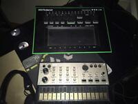 Roland tb3 & Korg volca keys