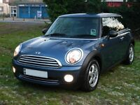 2009 Mini One 1.4 6 Speed Manual Leather Seats Full History New MOT Great Car