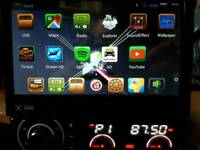 Android car stereo fully loaded