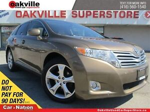 2009 Toyota Venza V6 | ALL WHEEL DRIVE | PANORAMIC ROOF | ALLOY