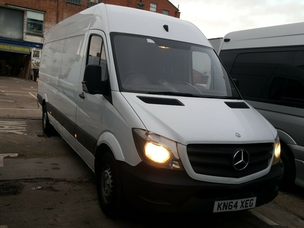 b1c3b0a26c 2014 MERCEDES-BENZ SPRINTER 2.1 CDI 313 LWB HIGH ROOF NEW SHAPE 130 BHP 311  FORD TRANSIT VW CRAFTER