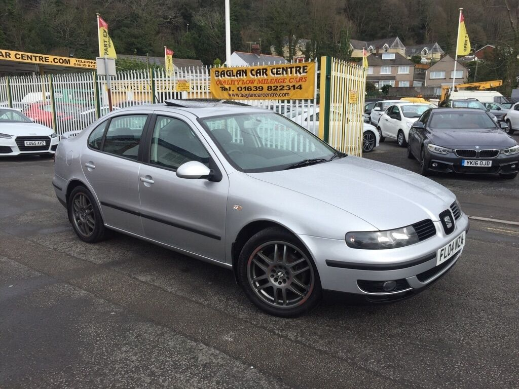 seat toledo 1 9 tdi se 4dr grey 2004 in baglan neath port talbot gumtree. Black Bedroom Furniture Sets. Home Design Ideas