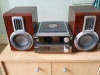 Philips MCB700 HiFi System MP3, DAB, CD & RDS Radio