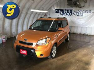 2011 Kia Soul PLUS*2U*BLUETOOTH PHONE*HEATED SEATS*PAY $57.34 WE