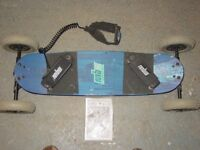MBS Locust Mountain Board All tools Instruction Manual Etc