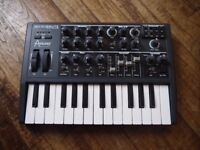 Arturia Mircrobrute analogue synth *** used a few times