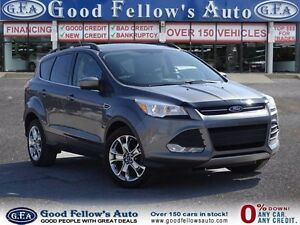 2014 Ford Escape SE, LEATHER, SUNROOF, NAVI, CAM, 1.6 ECOBOOST