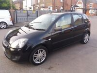 1.6 FORD FIESTA GHIA 2005 YEAR AUTO 37000 MILES MOT 18/10/18 HISTORY 6 MONTHS WARRANTY LOW MILEAGE.