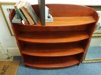 Teardrop Bookshelf