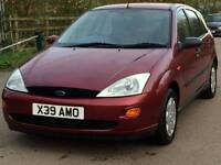 FORD FOCUS 1.6 AUTOMATIC 5 DOORS