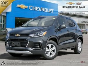 2019 Chevrolet Trax LT AWD / True North Edition / Power Sunro...