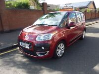 CITROEN C3 PICASSO VTR PLUS DIESEL MPV 1 PREVIOUS LADY OWNER 6 STAMP SERVICE HISTORY