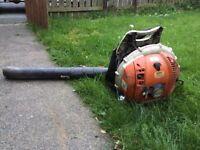 Stilh petrol backpack Leaf blower