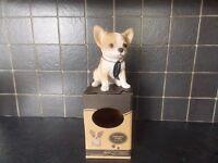 indoor/outdoor puppy figuers