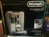 Delonghi prima donna deluxe