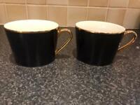 Black & Gold Mugs.