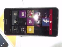 nokia microsoft lumia 640 LTE (VODAFONE) boxed in excellent condition totally unmarked