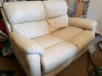 2 seater sofa & 2 arm chairs