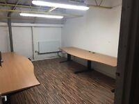 Desk Space Office Co-Op CHEAP Peckham Rye Bellenden Road