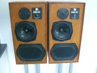 Kef 104ab Vintage Audiophile Loudspeakers