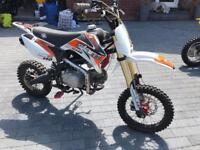 Slam 140 pit bike