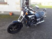 Yamaha vmax 1200 full power uk model