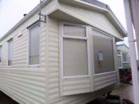 Caravan to rent towyn