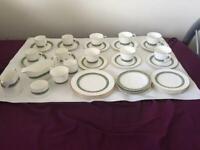 Doulton Rondelay China Plates
