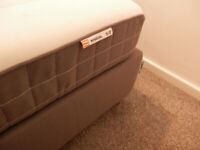 Buy your IKEA bed from us at 1/3 of the price: Almost New, Can Deliver