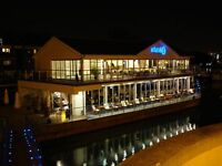 Stylish Bar Restaurant looking for assistant/ trainee manager, supervisors, bar and waiting staff