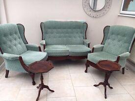 3 armchair