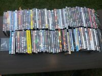 JOBLOT BUNDLE OF 106 ORIGINAL DVD'S