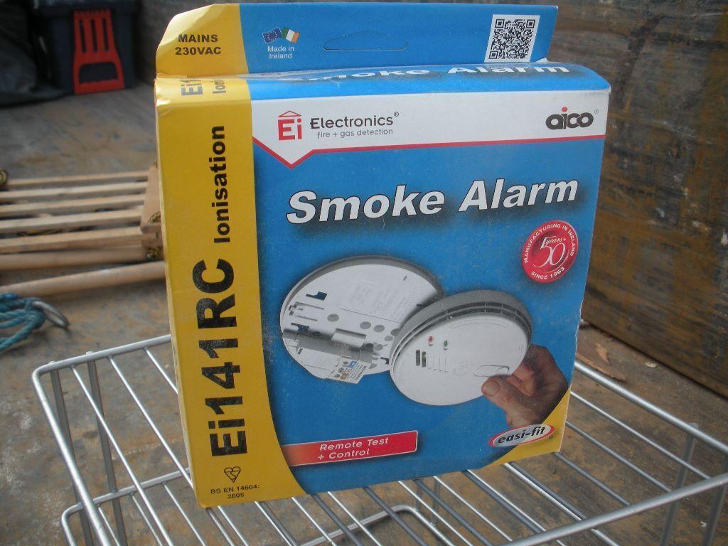 Aico Ei141rc Mains Wired Linkable Smoke Alarm | in Ealing, London ...