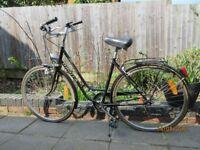 Vintage Lady's Bicycle Free!