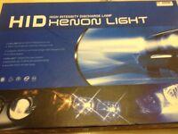 Car ligh High intensity Discharge Lamp Xenon Light