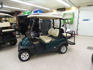 2012 Club Car Precedent ELECTRIC  48VOLT  GOLF CART