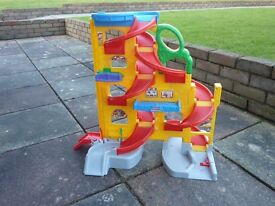 Fisher Price Little People Stand n Play Rampway