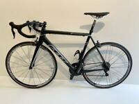 Felt full carbon road bike with ultegra Di2 group set