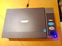 Plustek OpticBook 3800 Flatbed Scanner. Hardly used.