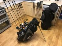 Pre owned golf set