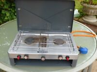 DOUBLE BURNER FOR COOKING.ONLY £5